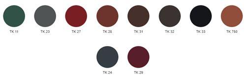 culori tk tabla cutata